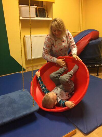 Terapia indywidualna integracji sensorycznej