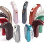 Kolorowe aparaty słuchowe