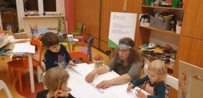 Zajęcia grupowe pedagogiczne- arteterapia
