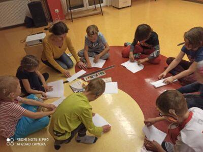 Zajęcia grupowe pedagogiczne-psychoedukacja