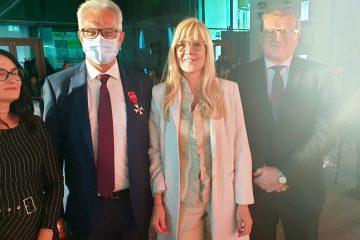 Aleksandra Włodarska vel Głowacka iuczestnicy 30 lecia PFRON
